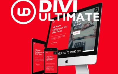 Divi Ultimate Premium Child Theme Has Arrived